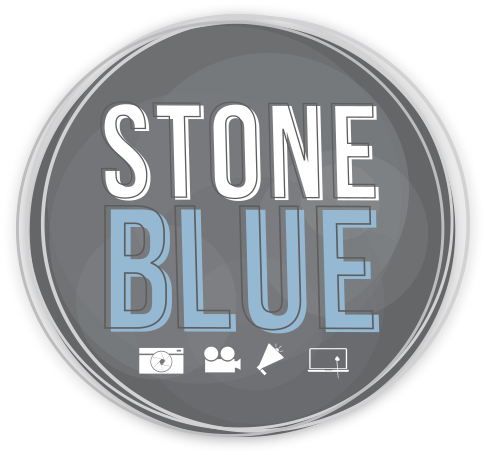 Stone Blue Productions Logo